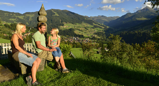 Family Fun 3 Nights at the Landhaus Alpbach