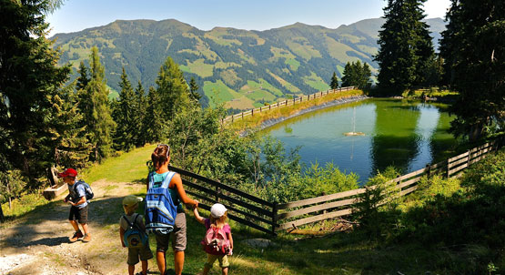 Family Fun in the Alpbachtal